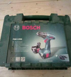 Шуруповёрт Bosch