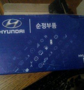 Датчик топливный в сборе на Hyunday