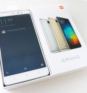 Xiaomi Redmi Note 3 pro 2/16 белый