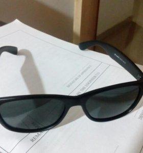 Поляризационные классические очки.
