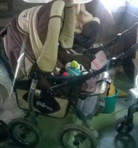 Driver Riko детская коляска
