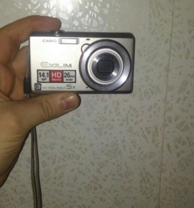 Фотоаппарат casio
