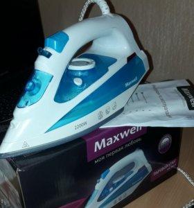 Утюг MAXWELL 3055 B