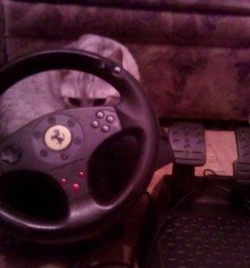 Руль для PlayStation2