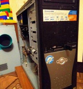 Компьютер,Системный блок,игровой
