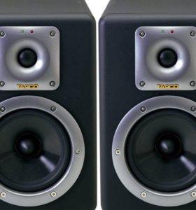Активные студийные мониторы (пара) Tapco S8