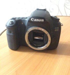 Canon 60d  до завтра 16000