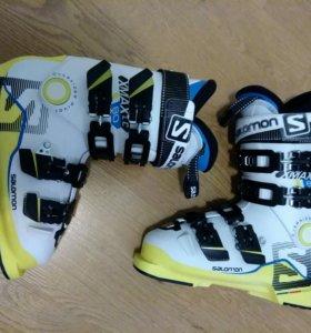 Ботинки горнолыжные Salomon X Max LC 80