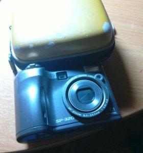 Фотоопарат Olympus SP 320