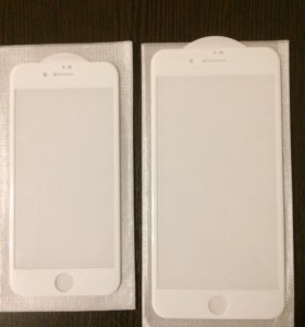 Защитное стекло iPhone 8