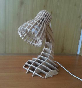 Настольная лампа (ночник)
