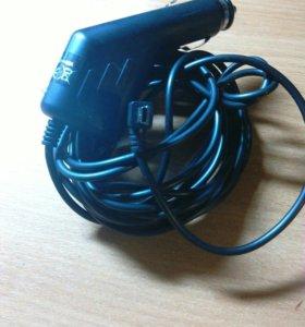 Зарядка,прикуриватель USB.
