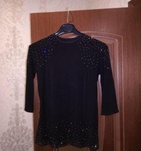 Рубашка и брюки для бальных танцев