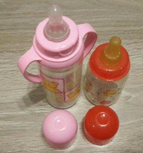 Бутылочки Курносики