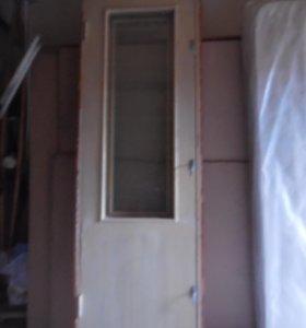 Балконный дверной блок(2шт.)