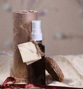 Натуральный спрей-дезодорант