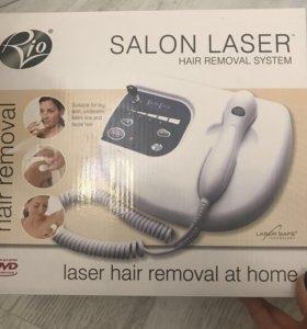 Лазерный эпилятор rio salon laser новый