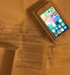 iPhone 5s 16 gb Ростест отпечаток