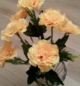 Букет Гвоздик 7 цветков