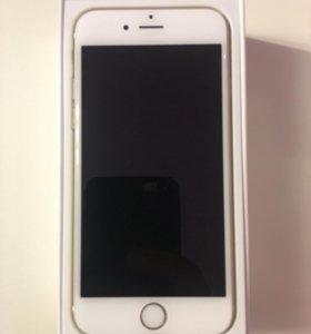 iPhone 6 16 gb gold Ростест