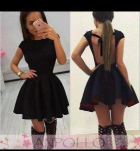 Платье неопрен новое