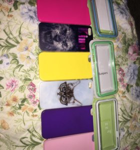 Чехлы и бампера на iPhone 5s
