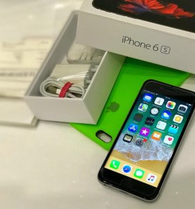 IPhone 6S, Space Gray 16гб