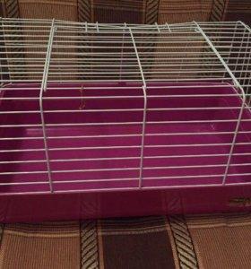 Клетка для свинки/кролика