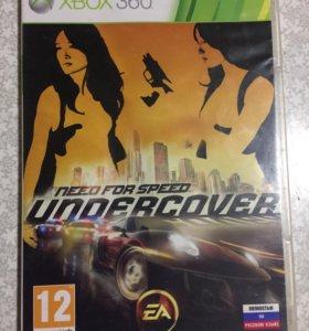 Игры на Xbox Диски на Xbox Need for speed