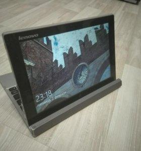 Планшет/сенсорный ноутбук lenovo miix 2