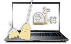 Обслуживание ноутбуков и компьютеров (Чистка))
