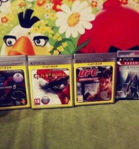 Игры для приставки PS3