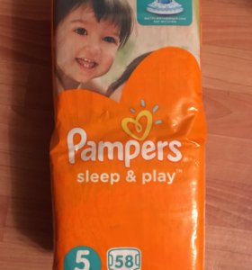 Pampers Sleep&play