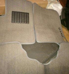 Новый комплект ковриков GM Cheveolet Aveo