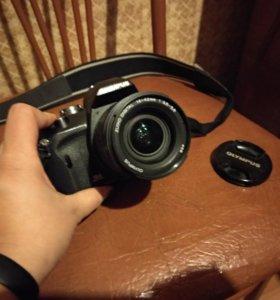 Фотоаппарат зеркальный цифровой Olympus E-410