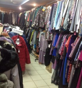 Дисконт одежды мировых брендов
