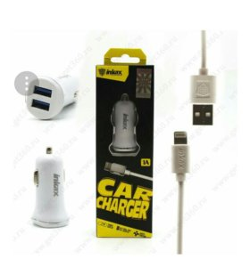 Автомобильное зарядное устройство micro USB