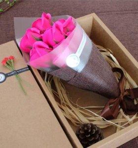 Подарок на 8марта: SPA букет