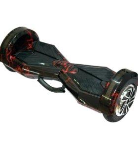 Гироскутер Smart Balance 8 дюймов «Красная молния»