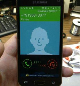 Продаю телефон Samsung Galaxy S5mini.