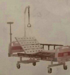 Кровать для лежащего больного