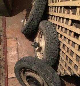 колёса от муравья (б/у)