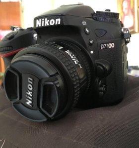 Никон 7100