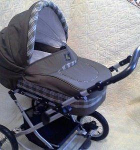 Детская коляска 2в1