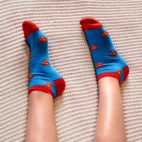 Подарочный набор носки Супермен
