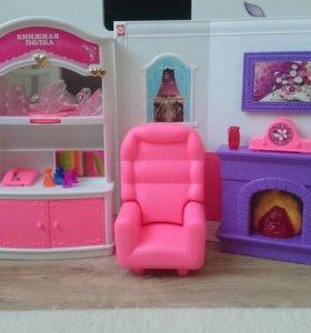 Срочно! Новая комната для куклы со светом и звуком