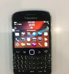 Телефон BlackBerry 9900