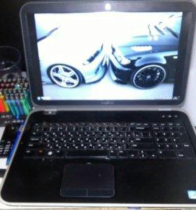 Ноутбук Dell inspiron 7720(i7.1Tб, 8Гб озу, FulHD)