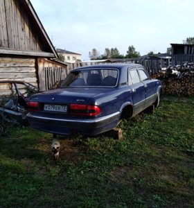 Запчасти ГАЗ-3110