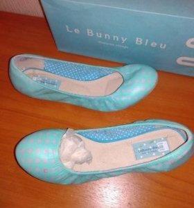 Балетки Le Bunny Bleu 2168/mint, новые